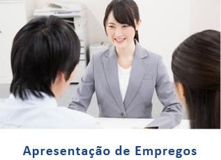 Apresentação de Empregos